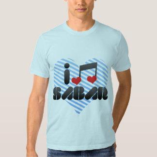 Sabar fan t-shirts