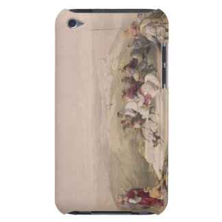 Sabaste, ancient Samaria, April 17th 1839, plate 4 iPod Touch Cases
