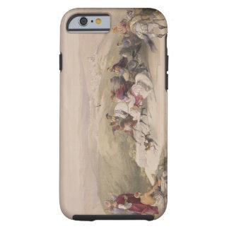 Sabaste, ancient Samaria, April 17th 1839, plate 4 Tough iPhone 6 Case