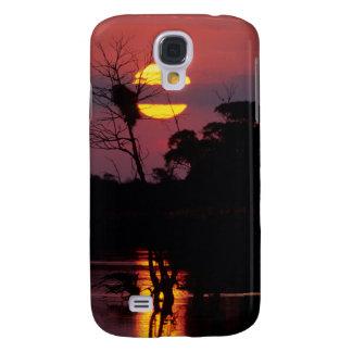 Sabi River At Sunset, Kruger National Park Galaxy S4 Case