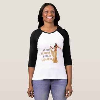 Sabina Sassy Belly Dance T-Shirt