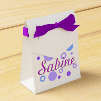 Sabine Party Favour Box