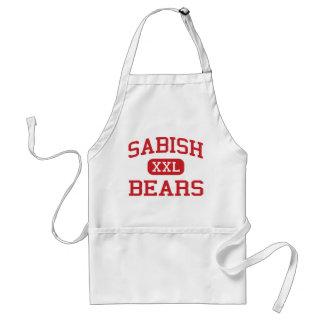 Sabish - Bears - Junior - Fond Du Lac Wisconsin Adult Apron