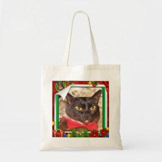 Sable Burmese Xmas Bags