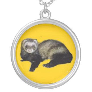 sable ferret necklaces