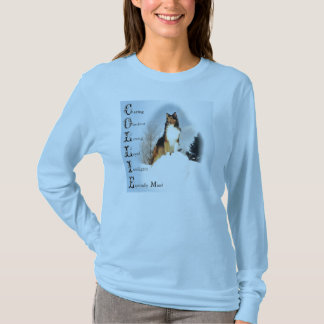 Sable Rough Collie Gifts T-Shirt