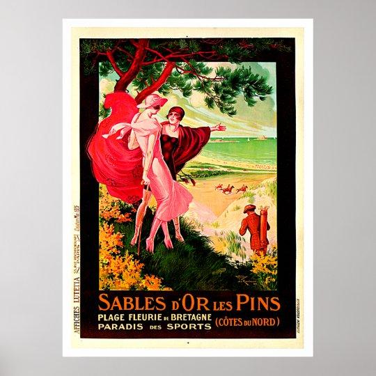 Sables D' Or Les Pins ~ France Travel