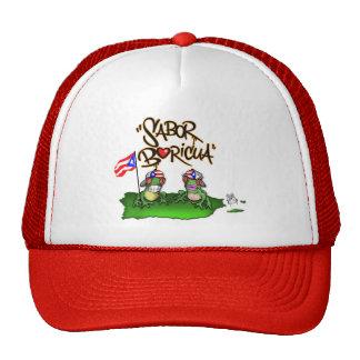 """Sabor Boricua """"Coqui"""" hat"""