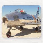 Sabre Jet - Korean War Mouse Pad