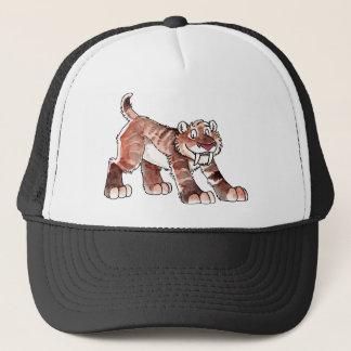 Sabretooth Tiger Hat