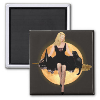 Sabrina the Teenage Witch Magnet
