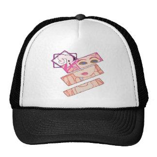 SabyPwee's Designs Mesh Hats