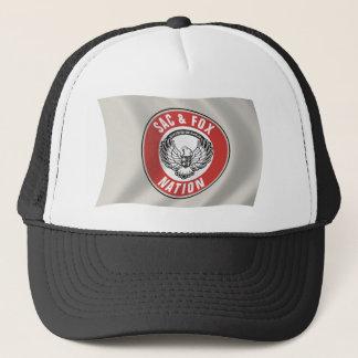 Sac & Fox Nation (Oklahoma) Flag Hat