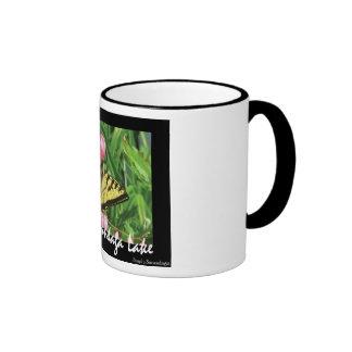 Sacandaga Butterfly Coffee Mugs