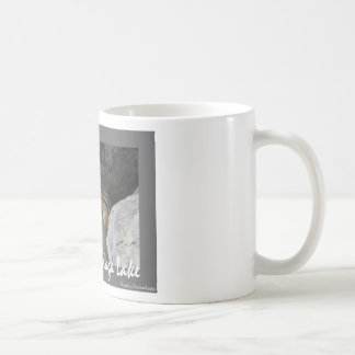 Sacandaga Chipmunk Basic White Mug