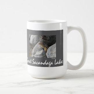 Sacandaga Chipmunk Coffee Mugs