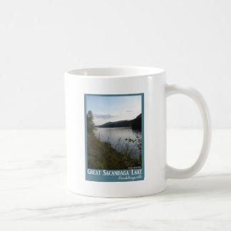 Sacandaga @ Conklingville Basic White Mug