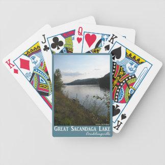 Sacandaga @ Conklingville Bicycle Poker Deck