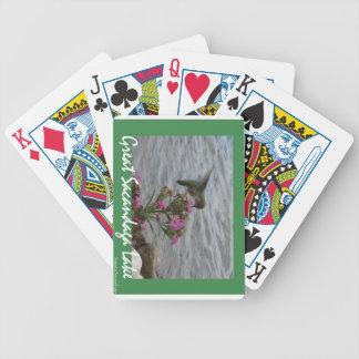 Sacandaga Hummingbird Deck Of Cards