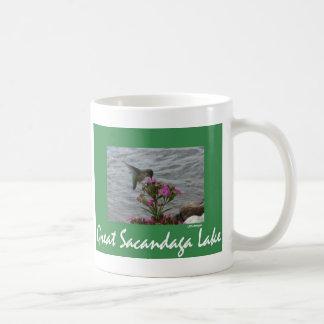Sacandaga Hummingbird Classic White Coffee Mug