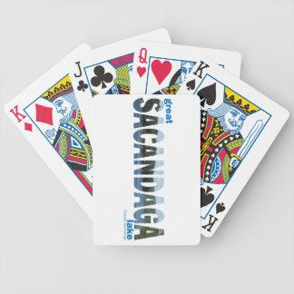 Sacandaga Poker Deck
