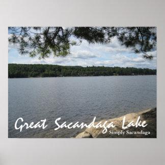 Sacandaga Serenity Poster