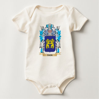 Sach Coat of Arms - Family Crest Baby Bodysuit