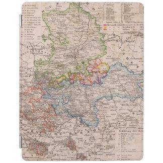 Sachsen, Anhalt iPad Cover