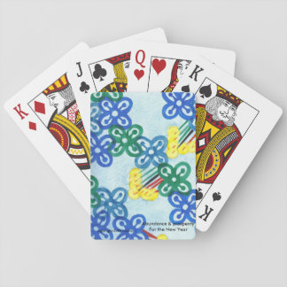SACK OF COLA NUTS PLAYING CARDS