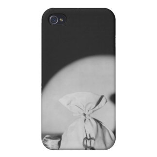Sack of Money iPhone 4 Cover