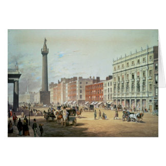 Sackville Street, Dublin Card