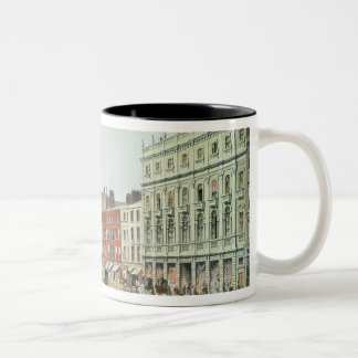 Sackville Street, Dublin Two-Tone Coffee Mug