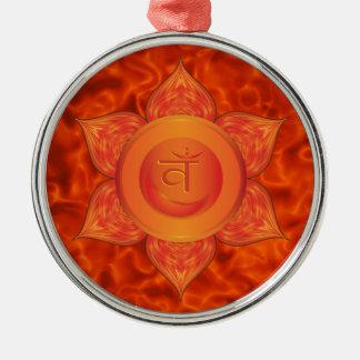 Sacral Chakra Ornaments