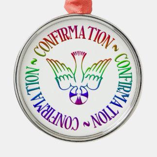 Sacrament of Confirmation - Descent of Holy Spirit Christmas Ornament