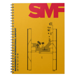 Sacramento Airport (SMF) Diagram Notebook