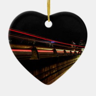 Sacramento Ceramic Heart Decoration