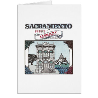 Sacramento Public Library Card