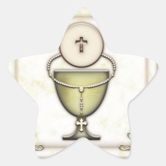 Sacraments Star Sticker