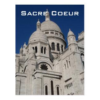 Sacre Coeur 1 Postcard