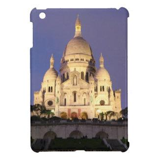 Sacre Coeur at night iPad Mini Case