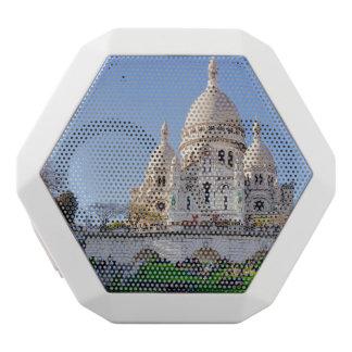 Sacre Coeur Basilica, French Architecture, Paris White Boombot Rex Bluetooth Speaker