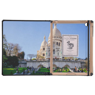 Sacre Coeur Basilica, French Architecture, Paris iPad Cover