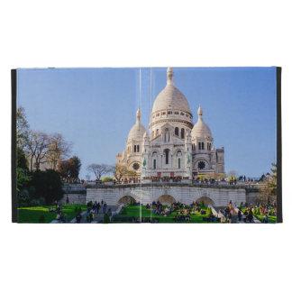 Sacre Coeur Basilica, French Architecture, Paris iPad Folio Cases