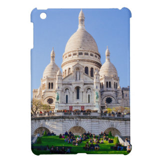 Sacre Coeur Basilica, French Architecture, Paris iPad Mini Cases