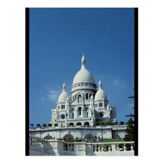 Sacré-Cœur Basilica Postcards