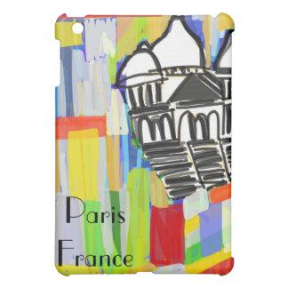 Sacre Coeur, Paris France Abstract Art iPad Mini Covers