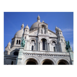 Sacre Coeur, Paris Postcard