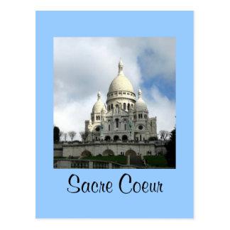 Sacre Coeur Postcard