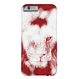 Sacred Blood Lion Wildlife Art iPhone 6/6s Case