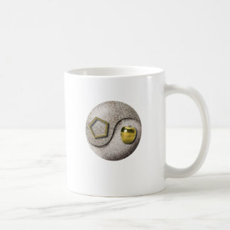 Sacred Chao Classic White Coffee Mug